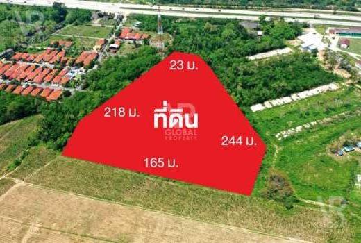 VR Global Property ขายที่ดินบางละมุง ชลบุรี 15 ไร่ 76 ตร.ว.มีความร่มรื่นและพื้นที่สีเขียวมาก เดินทางง่าย ติดถนนทางหลวง